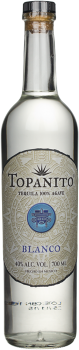 er Topanito Blanco 100% Agave Tequila